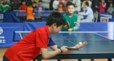 少儿 乒乓球运动